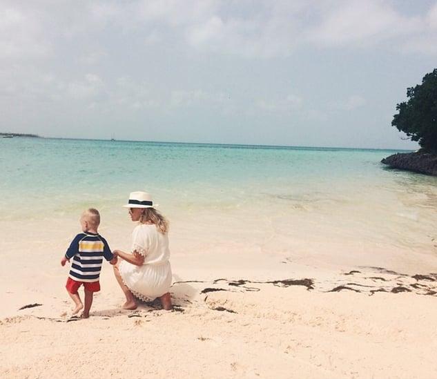 """My heart is in the #Caribbean. #Postcardfromafar"""