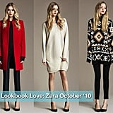 Check out Zara's October '10 lookbook, then go shop.