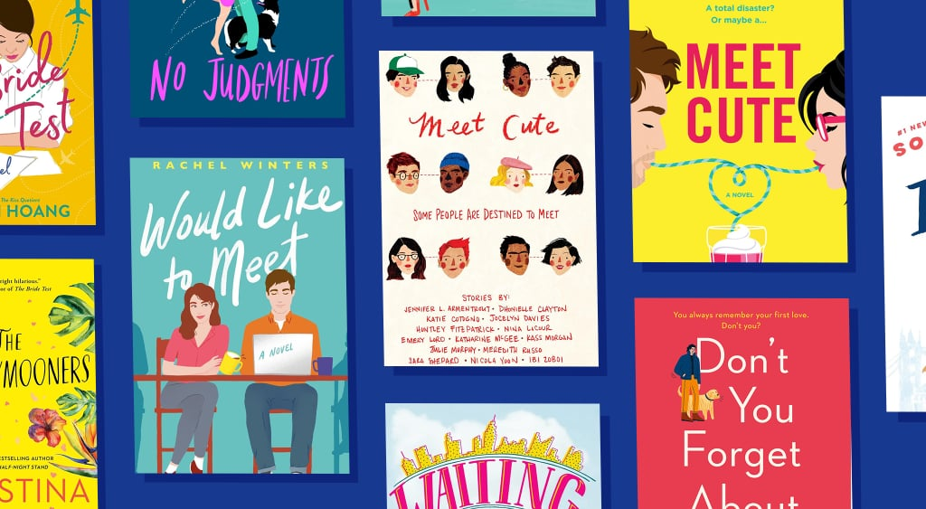 Best Romantic Comedy Books of 2019