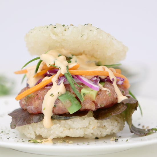 Sushi Burger | Food Video