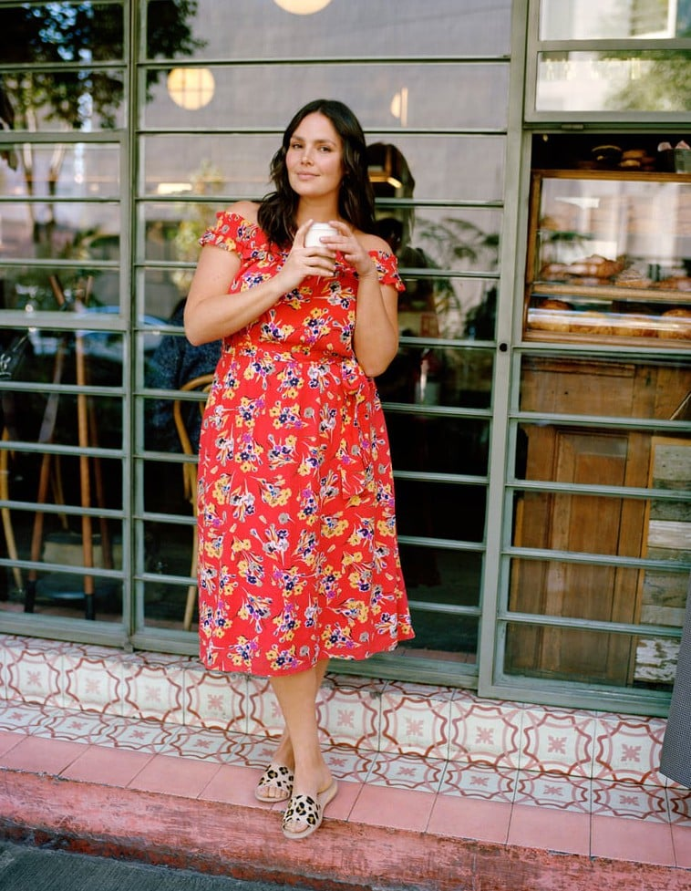 Anthropologie's New Line For Curvy Girls Is All Your Spring Wardrobe Could Ask For — Shop It Now!