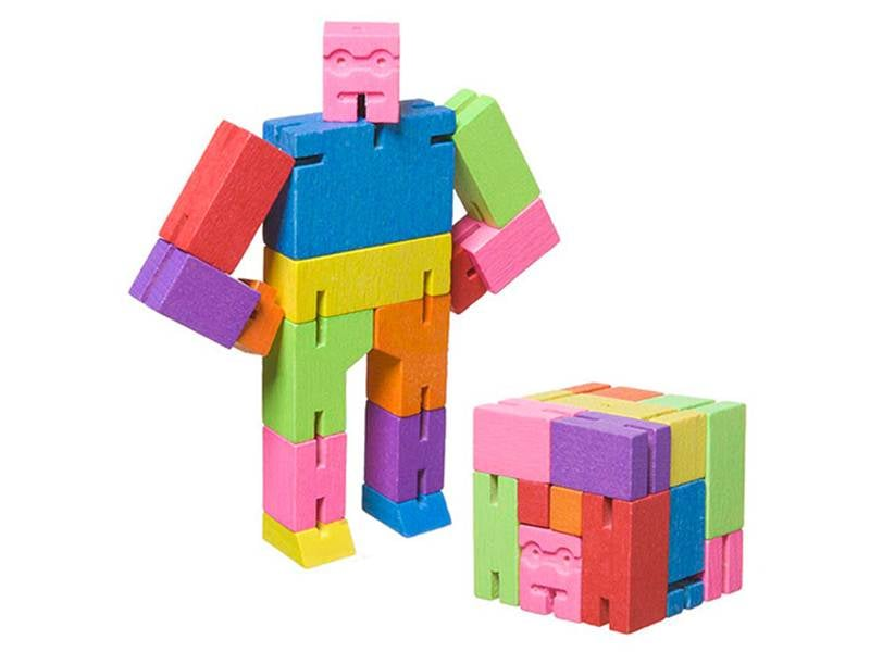 For 5-Year-Olds: Cubebots