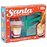 Eggcellent Santa