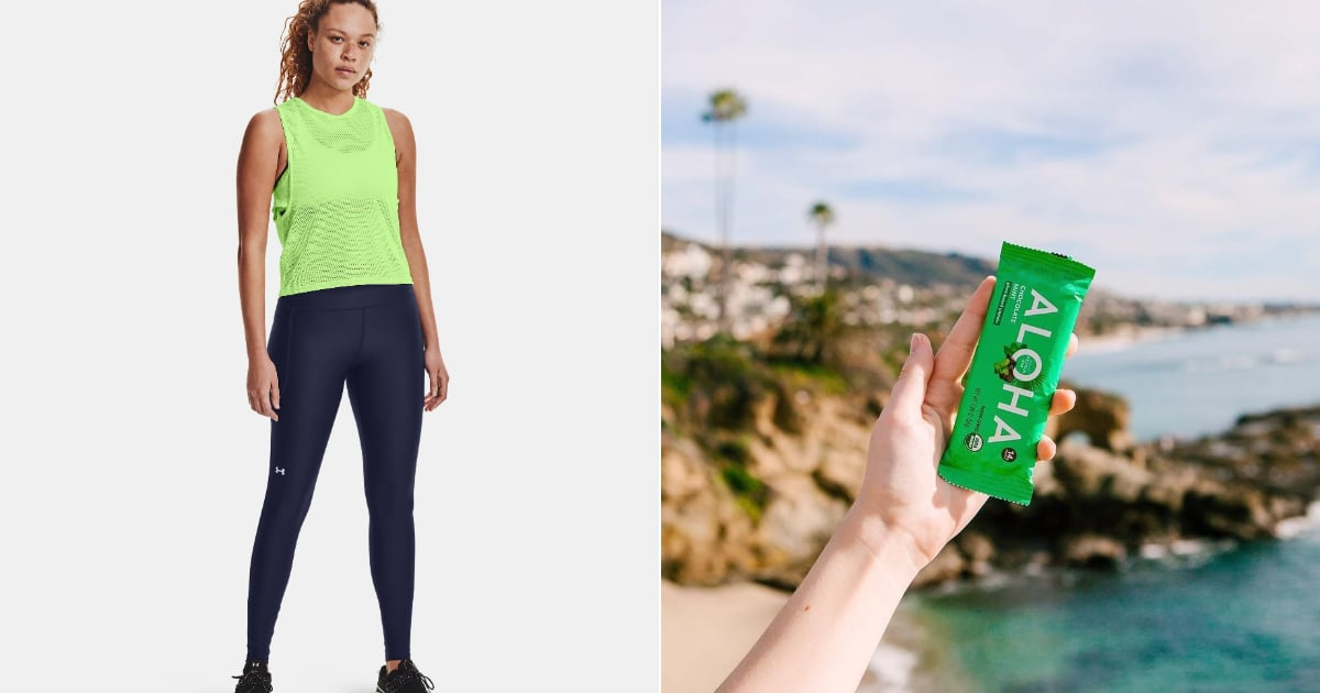 Sneakers, Snacks, and More Health and Wellness Products We're Loving For April