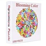 Bgraamiens Puzzle-Blooming Color-1000 Pieces