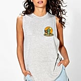 Boohoo Tall Rosa Cactus Patch Oversized Vest ($14)