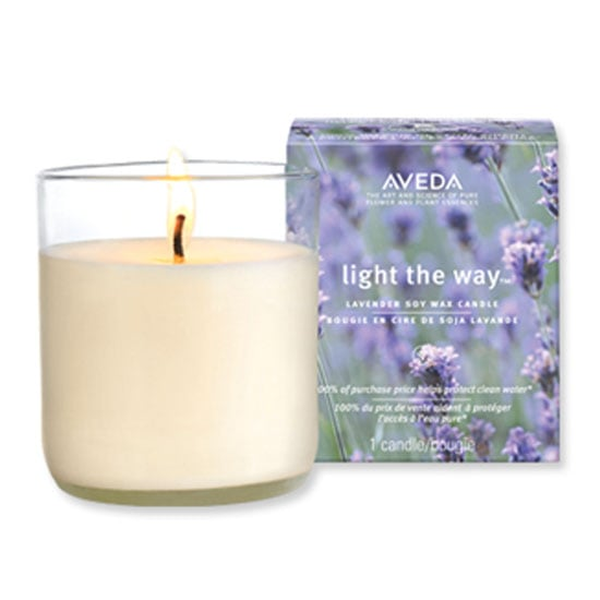Aveda Earth Month 2011 Light the Way Soy Candle