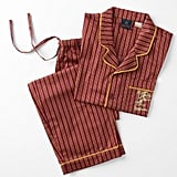Harry Potter Gryffindor House Pajama Set