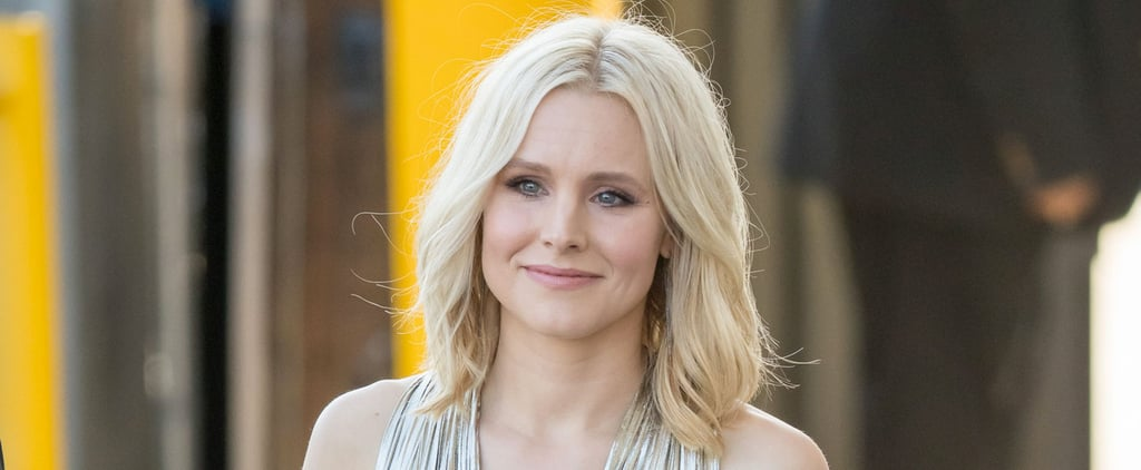 Kristen Bell Looks So Much Like Marilyn Monroe You Might Have to Do a Double Take