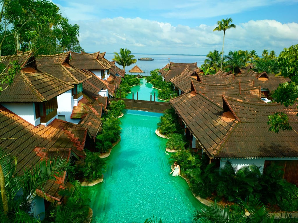 Kumarakom Lake Resort — Kerala, India