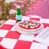 Pizza Cake Topper