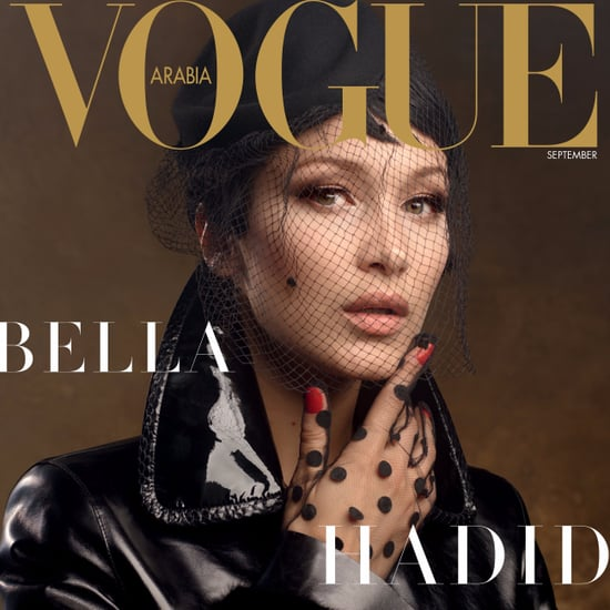 Bella Hadid Covers Vogue Arabia's September Issue