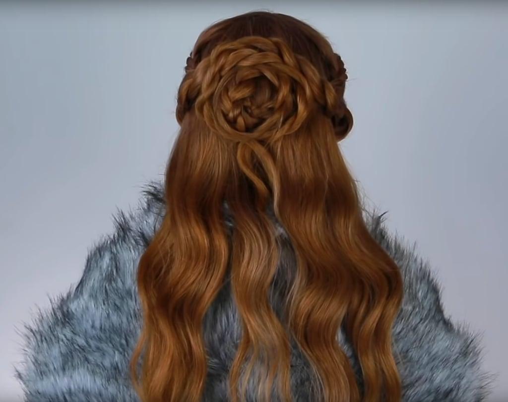 Sansa Hair Evolution 4