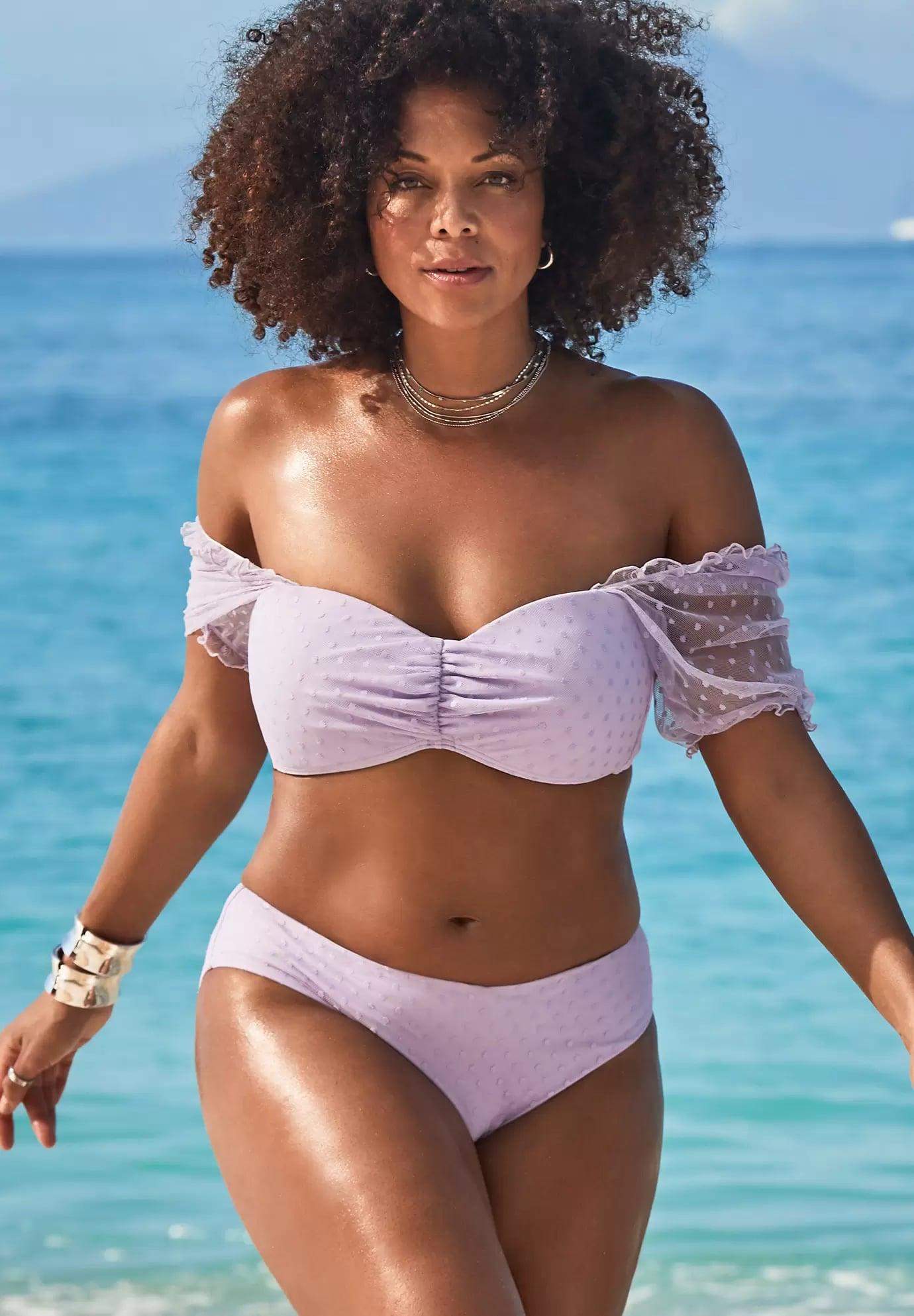Girls in bikinis with stretch marks Swimwear That Hides Stretch Marks Popsugar Fashion