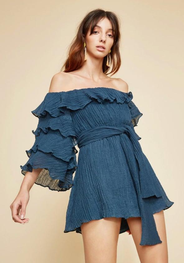 C/MEO Sacrifices Mini Dress ($199.95)