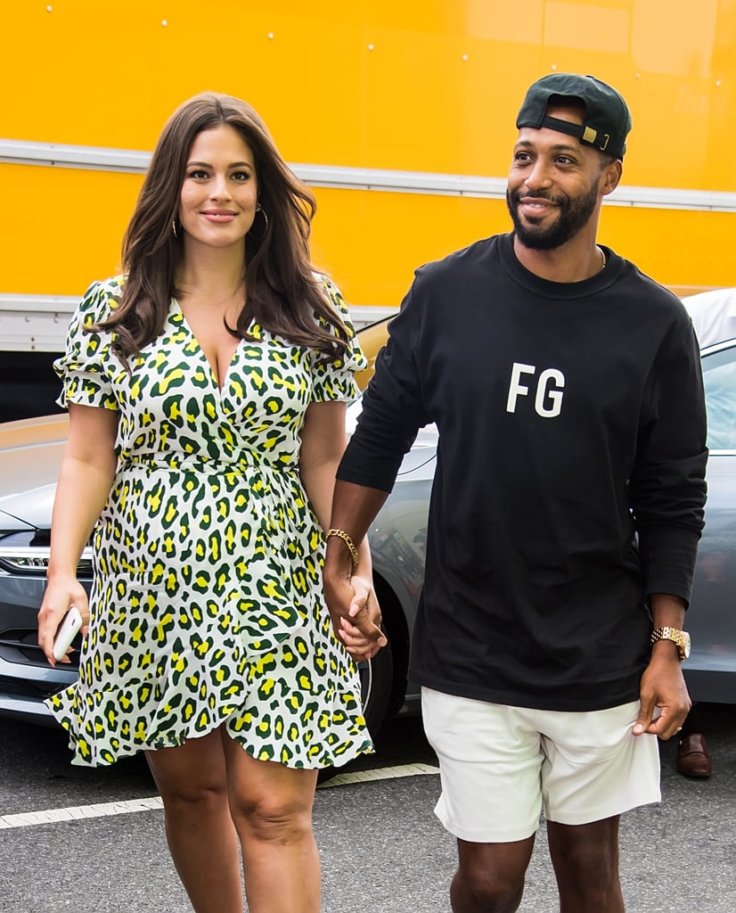 Ashley Graham at the S by Serena Williams Show