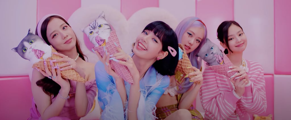 "Blackpink and Selena Gomez's ""Ice Cream"" Video Beauty Looks"