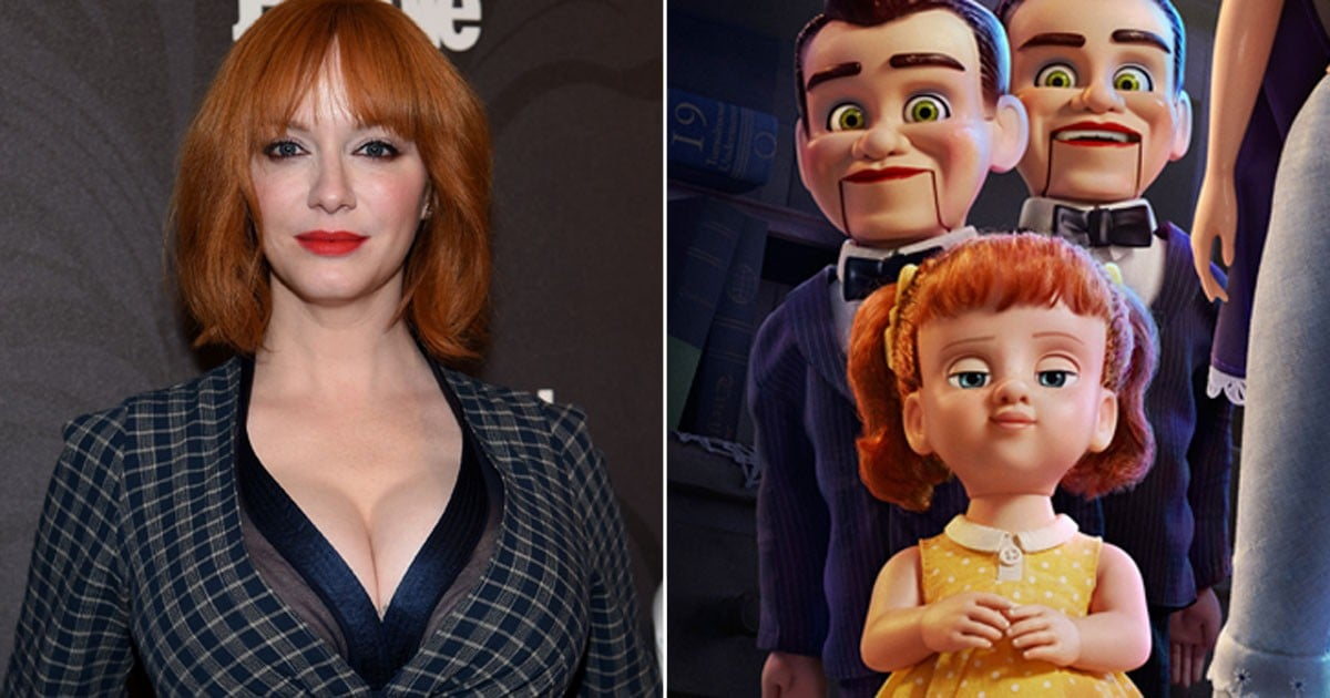 Toy Story 4 Cast | POPSUGAR Entertainment