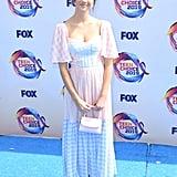 Maia Mitchell at the 2019 Teen Choice Awards
