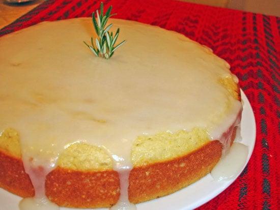 Recipe For Lemon Cornmeal Cake