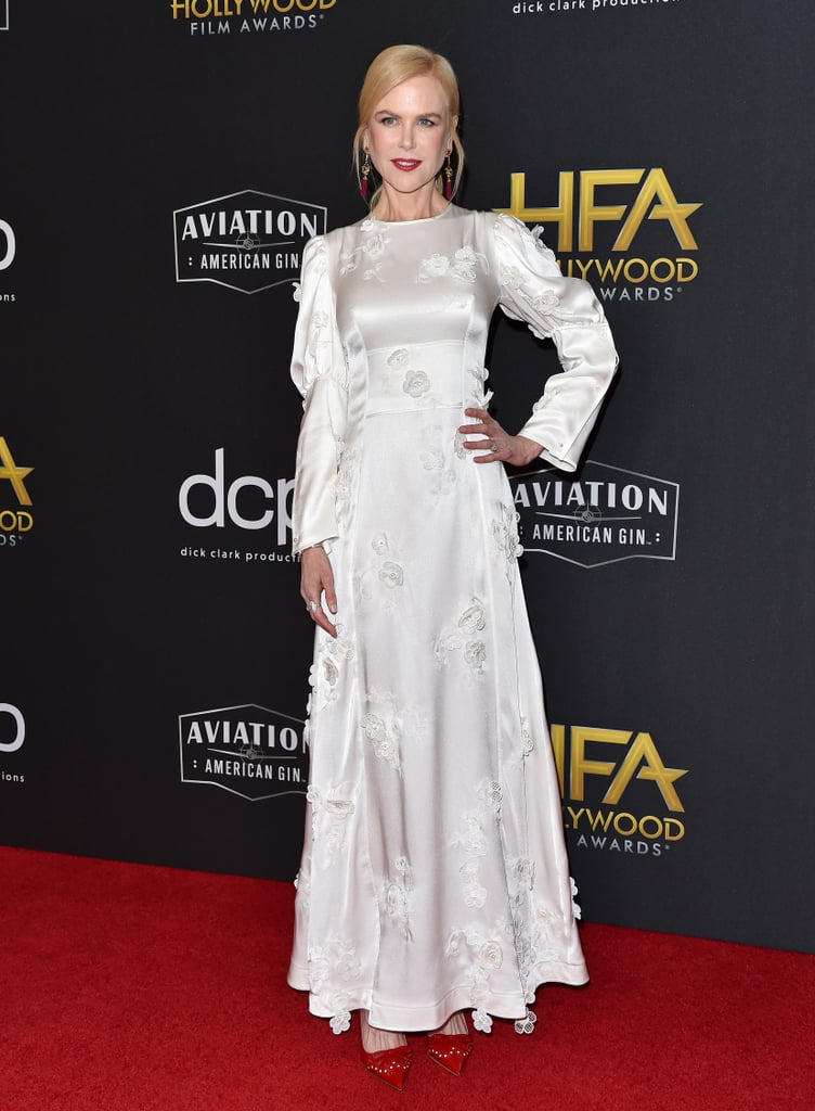 Nicole Kidman at the 23rd Annual Hollywood Film Awards