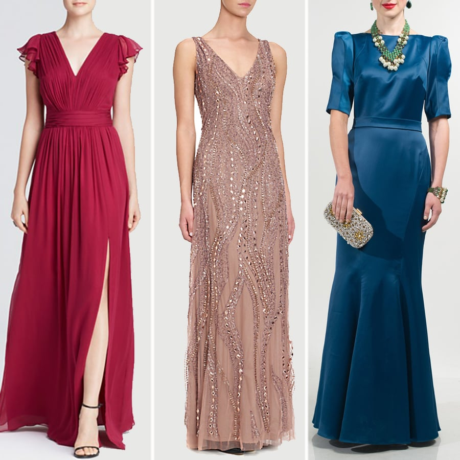 Best Black Tie Gowns For Christmas Parties