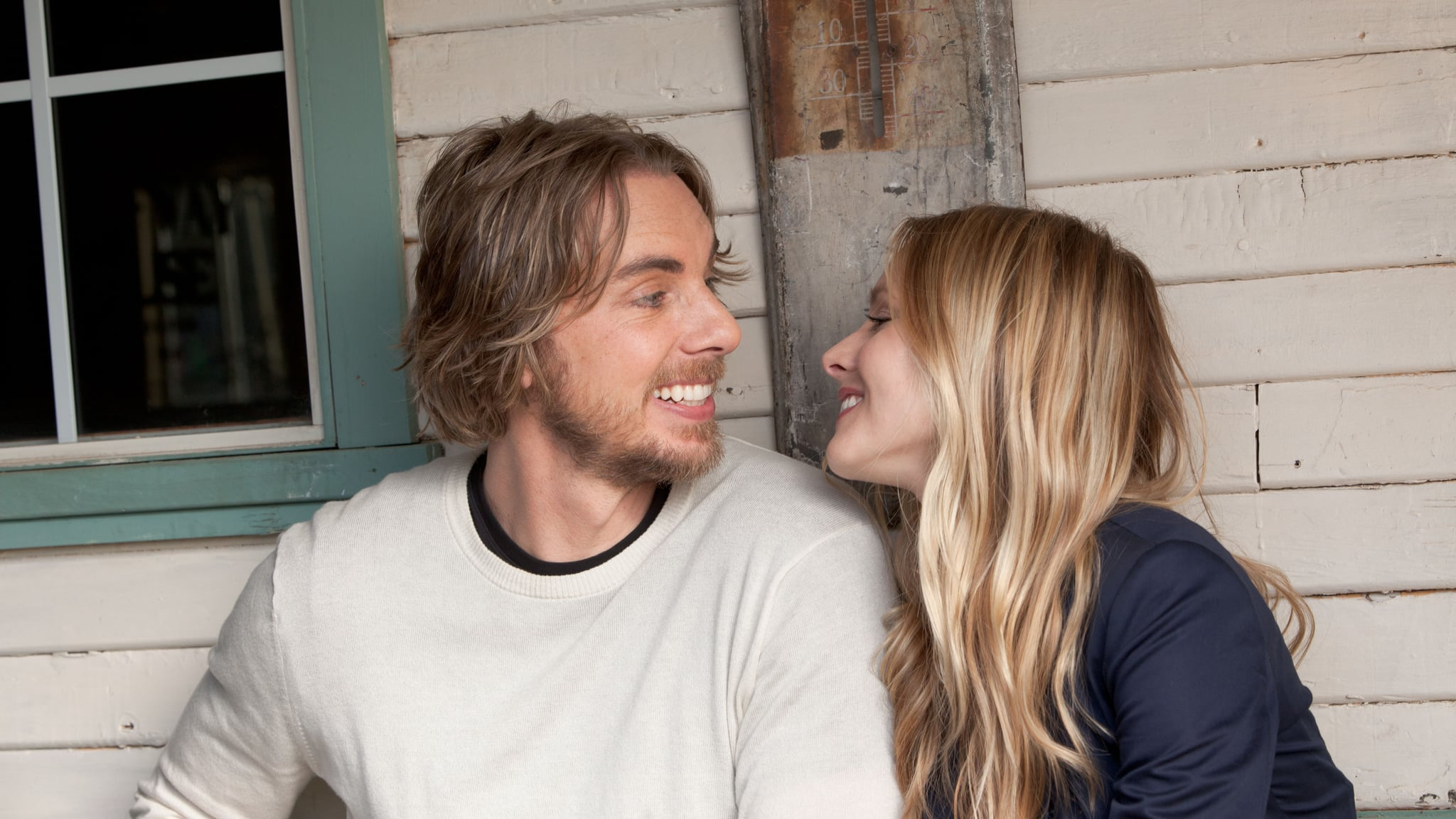 Kristen Bell and Dax Shepard, Hit and Run