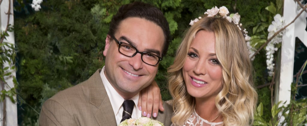 The Big Bang Theory Wedding We've All Been Waiting For Is Finally Here!