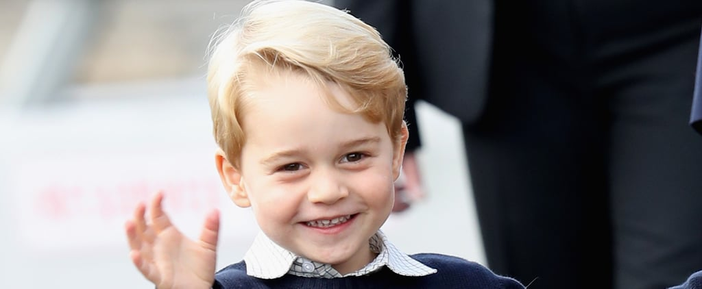 Forget Being the Future King, Prince George Wants to Be This When He Grows Up