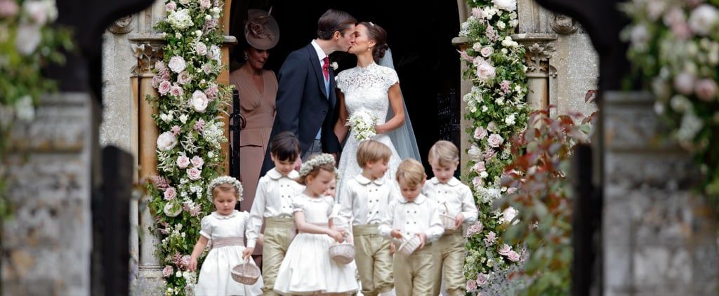 Everything Guests Ate at Pippa Middleton's Wedding and How Much It Cost
