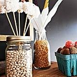 Snack-Filled Mason Jar