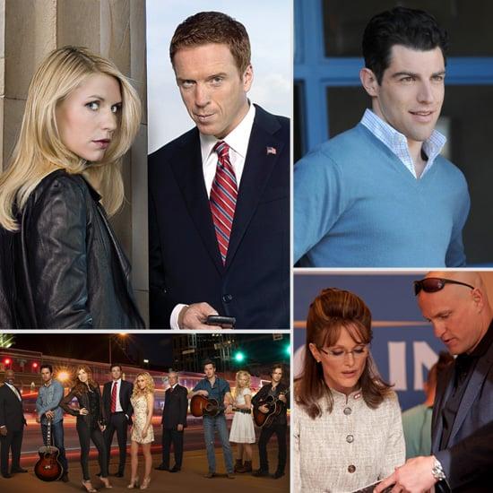 2013 Golden Globe Awards TV Nominations