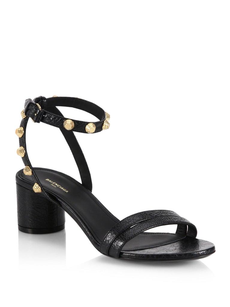 balenciaga sandals heels