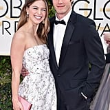 Pictured: Melissa Benoist and Blake Jenner