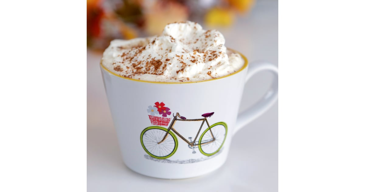 starbucks pumpkin spice latte recipe popsugar food