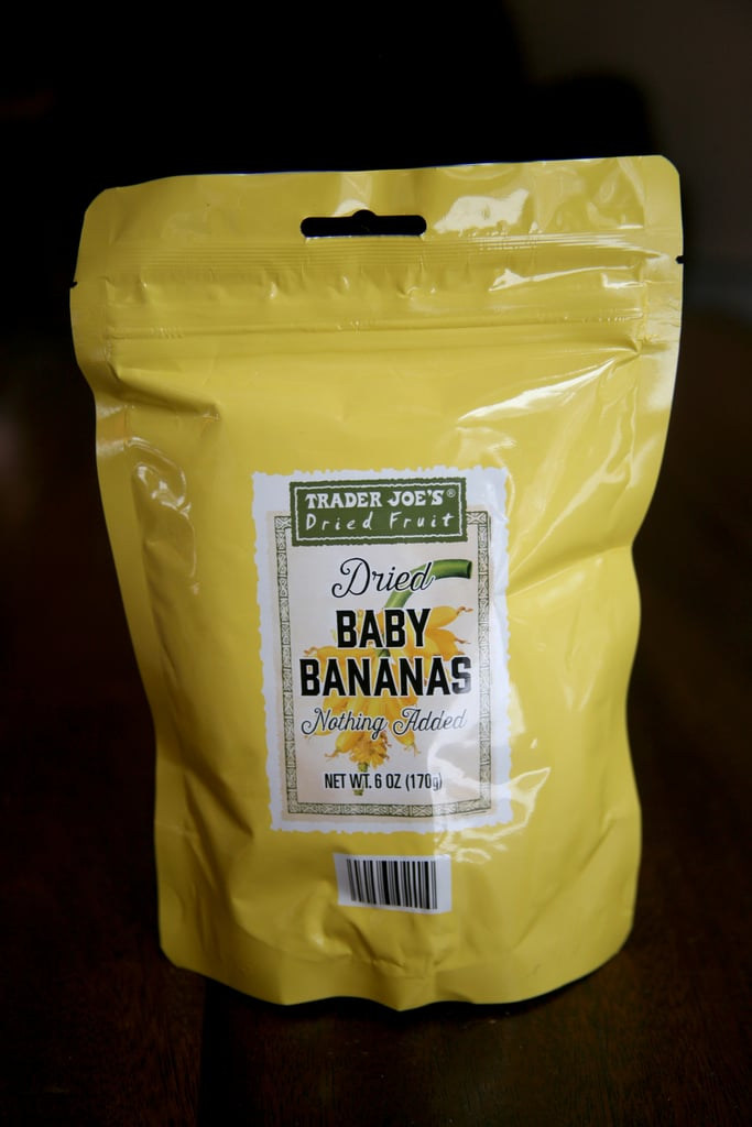 Dried Baby Bananas