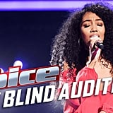 A Snippet of Her Blind Audition