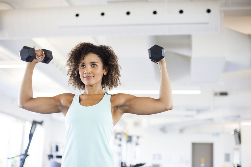 What Are The Best Dumbbell Arm Exercises Popsugar Fitness