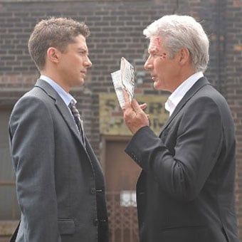 The Double Trailer Starring Richard Gere
