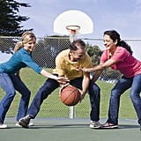 Play a Game of Hoops