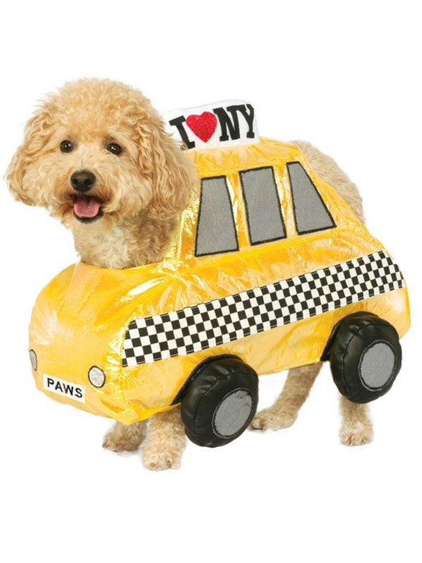 NYC Taxi Pet Costume
