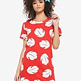 Disney Lilo & Stitch Lilo T-Shirt Dress