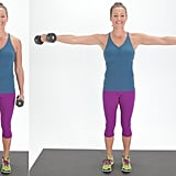 Superset 3, Exercise 2: Lateral Raise
