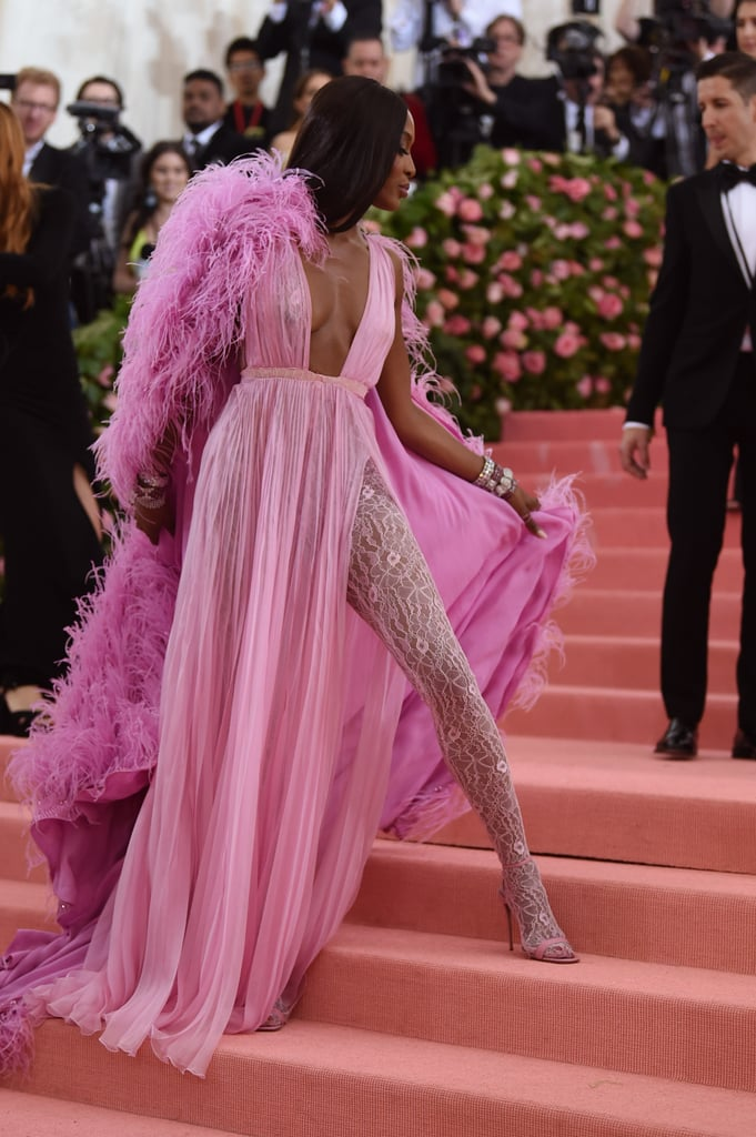 Image result for naomi campbell MET GALA 2019
