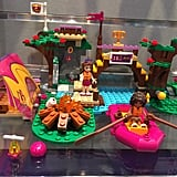 Lego Friends Adventure Camp Rafting