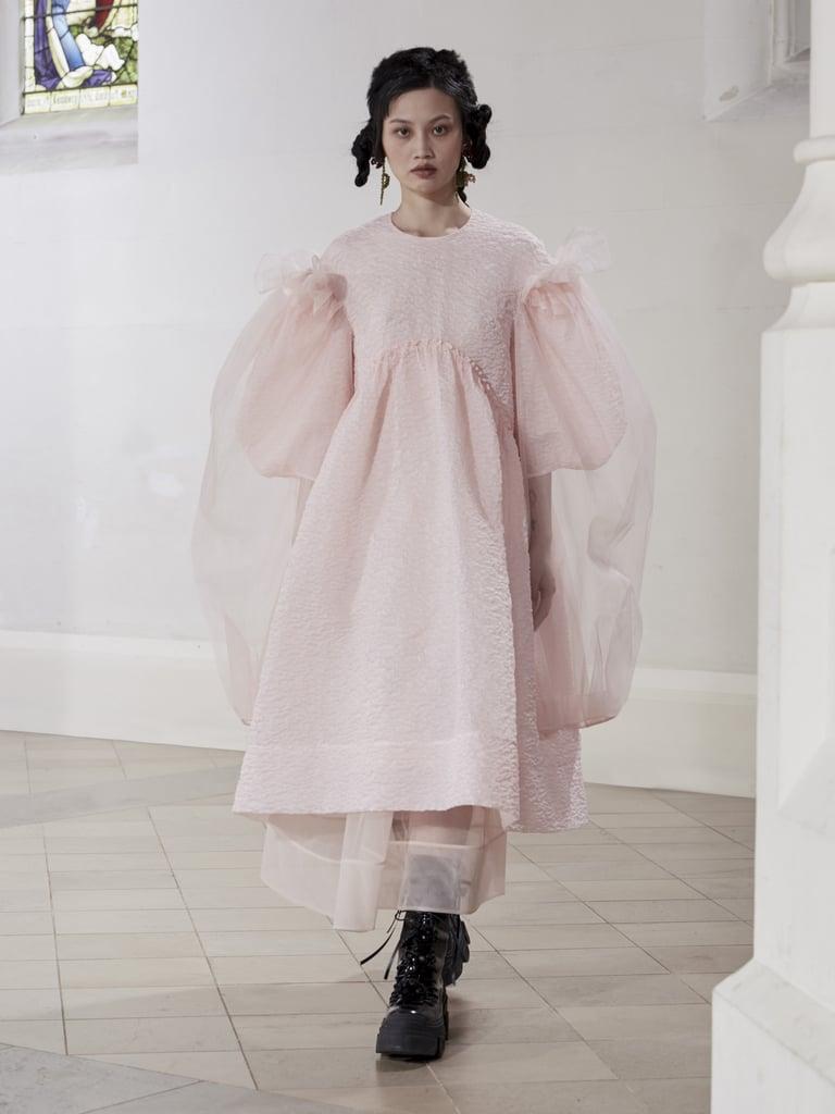 Pantone Fashion Colour Trend: First Blush
