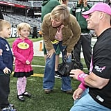 John Cena's Cutest Pictures With Kids
