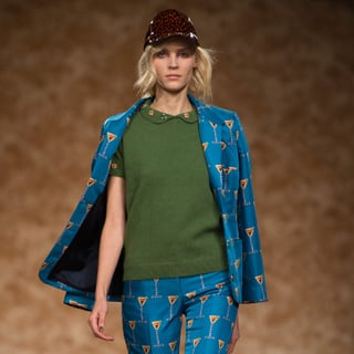 2013 A/W London Fashion Week: House Of Holland Best Looks