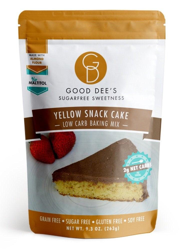 Good Dee's Yellow Snack Cake Mix