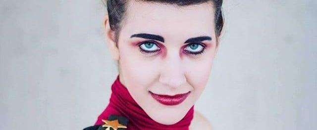 Netflix's GLOW Makeup